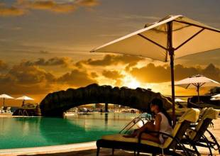 Отель Radisson Blu Fujairah 5*+ Marco Polo Hotel 4*, , ОАЭ - фото 1