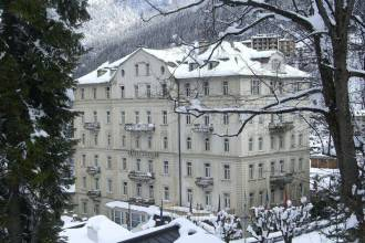 Отель Hotel Weismayr 2569, Бад Гаштайн, Австрия 4*,  - фото 1