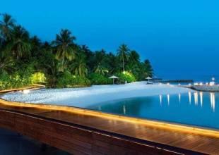 Отель Conrad Maldives Rangali Island Delux  5*, Мале - фото 1
