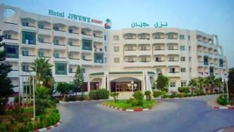 Отель Jinene 3*, Сусс, Тунис - фото 1