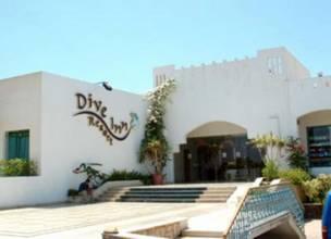 Отель Dive Inn 4*, Шарм Эль Шейх - фото 1