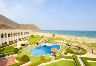 Отель Golden Tulip Dibba 4*+ Auris Hotel Deira 4*, , ОАЭ - фото 1
