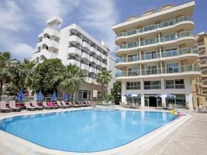Отель Alkan Hotel 3*, Мармарис, Турция - фото 1