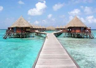 Отель Angaga Island Resort & Spa 4*, Мале, Мальдивы - фото 1