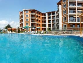 Отель Vemara Club 3*, Бяла, Болгария - фото 1