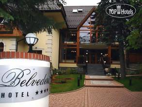Отель Belvedere Resort & SPA 4*, Закопане - фото 1