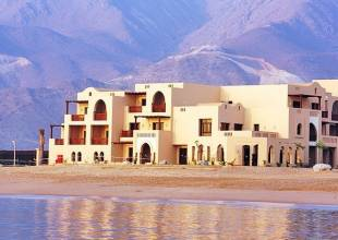 Отель Miramar Al Aqah Fujairah 5*+ Fortune Pearl Hotel 3*, , ОАЭ - фото 1