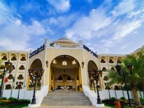 Отель Five Continents Ghantoot Beach Resort 4* 4*, Абу Даби - фото 1