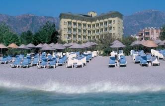 Отель Sun Fire Beach Hotel 4*, Аланья, Турция - фото 1