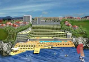 Отель Хорватия, Дубровник, Rixos Libertas Dubrovnik 5* *, ,  - фото 1