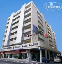 Отель Khalidia Hotel Apartments 3*, Дубаи - фото 1