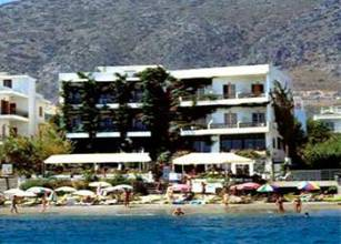 Отель Греция, о. Крит, Flisvos Beach Hotel 3 * *, ,  - фото 1