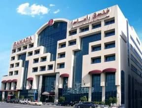 Отель Abjar Grand (ex.Ramada Continental) 4*, Дубаи, ОАЭ - фото 1