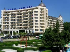 Отель Болгария, Золотые Пески, Admiral 4+ * *, ,  - фото 1