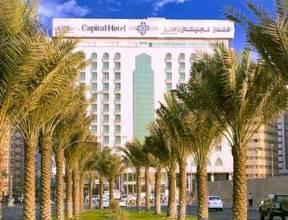Отель Al Diar Capital Hotel 3*, Абу Даби - фото 1