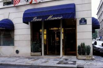 Отель Amarante Beau Manoir / Weekend 4, Экскурсионный тур - Франция, Франция 4*, ,  - фото 1
