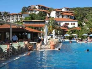 Отель Греция, Афон, Aristoteles Holiday Resort & SPA 4* *, ,  - фото 1