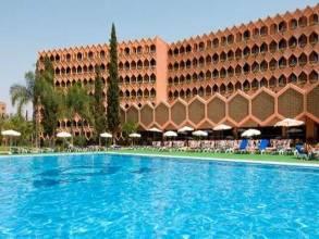 Отель Марокко, Марракеш, Atlas Asni 4* *, ,  - фото 1