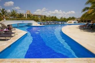 Отель Blue Bay Grand Esmeralda 5*, Ривьера-Майа, Мексика - фото 1
