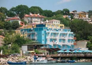 Отель Болгария, Балчик, Lotos Balchik  *, ,  - фото 1