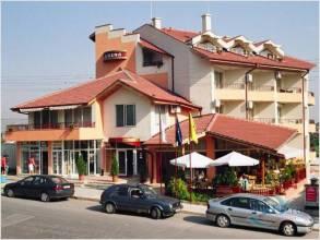 Отель Болгария, Кранево, Sirena  *, ,  - фото 1