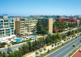 Отель Болгария, Солнечный Берег, Nimfa-Rusalka  *, ,  - фото 1
