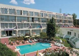 Отель Болгария, Золотые Пески, Serdika 3* *, ,  - фото 1