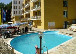 Отель Болгария, Золотые Пески, Zlaten Rog  *,  - фото 1