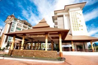 Отель Crystal Palace Pattaya 3*, Паттайя - фото 1