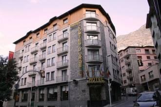 Отель Comtes D'urgell 3*,  - фото 1