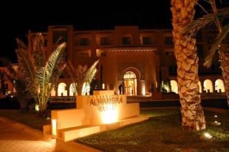 Отель Тунис, Хаммамет, Alhambra Thalasso 5* *, ,  - фото 1