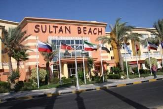 Отель Sultan Beach 4*, Хургада - фото 1