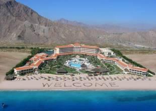 Отель Fujairah Rotana 5*+ Holiday Inn Bur Dubai 4*, , ОАЭ - фото 1