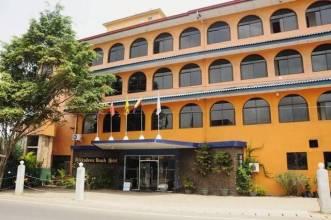 Отель Hikkaduwa Beach 2*, Хиккадува, Шри Ланка - фото 1