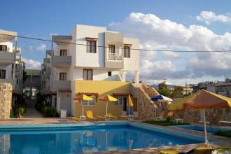 Отель Греция, о. Крит, Ekavi 844056691 *, ,  - фото 1