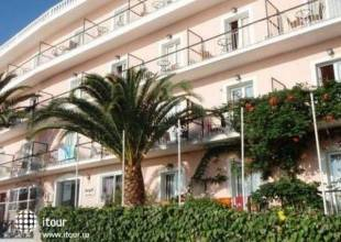 Отель Греция, Корфу, Aegli Hotel 56 *, ,  - фото 1