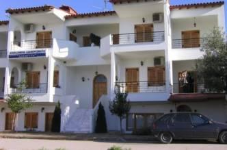 Отель Греция, Кассандра, Rappos Studios (ex. Dimitra Apts)  *, ,  - фото 1