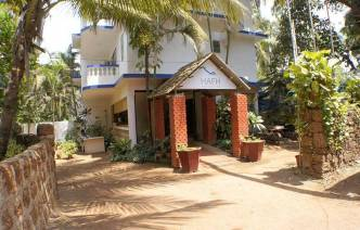 Отель Mello Rosa (Ex. Hafh Resorts) 2*, ГОА северный - фото 1