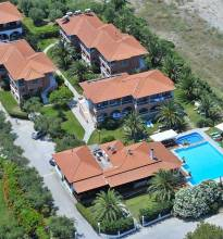 Отель Греция, Кассандра, Hanioti Village & Spa Resort 707724287 *, ,  - фото 1