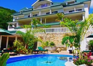 Отель Hanneman Holiday Residence 3*, о. Маэ, Сейшельские о. - фото 1
