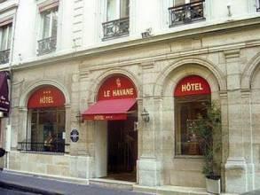 Отель Havane 3*, Париж, Франция - фото 1