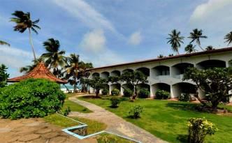 Отель Hotel Lanka Super Corals 2*, Хиккадува, Шри Ланка - фото 1