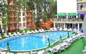 Отель Болгария, Золотые Пески, Mak  *, ,  - фото 1