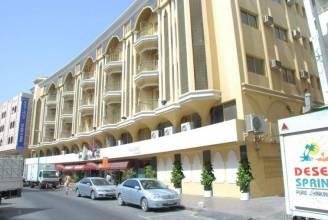Отель Hyde Park Hotel 2*, Дубаи, ОАЭ - фото 1