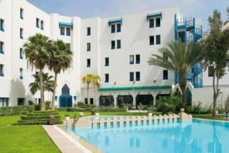 Отель Марокко, Агадир, Ibis Moussafir Agadir 20 *, ,  - фото 1