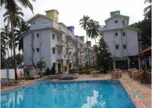 Отель Village Royale 2*, ГОА северный, Индия - фото 1