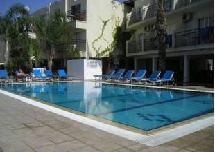 "Отель Кипр, Айя Напа, Pavlinia Hotel Apts Class ""B"" *, ,  - фото 1"