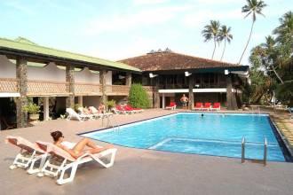 Отель Koggala Beach Hotel 3*, Коггала, Шри Ланка - фото 1