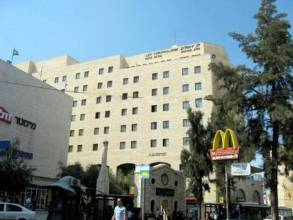 Отель Израиль, Иерусалим, Lev Yerushalayim 1 *, ,  - фото 1