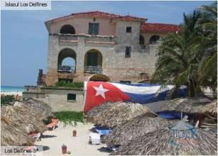 Отель Los Delfines 3*, Варадеро, Куба - фото 1